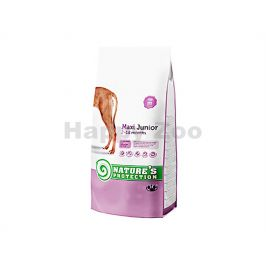 NATURE´S PROTECTION Dog Junior Maxi 12kg
