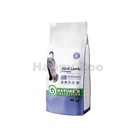 NATURE´S PROTECTION Dog Adult Lamb 4kg