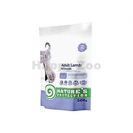 NATURE´S PROTECTION Dog Adult Lamb 500g
