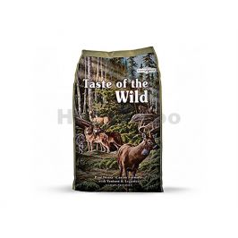TASTE OF THE WILD Canine Pine Forest 12,2kg