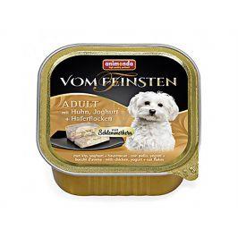 Paštika VOM FEINSTEN Core kuře, jogurt a vločky 150g