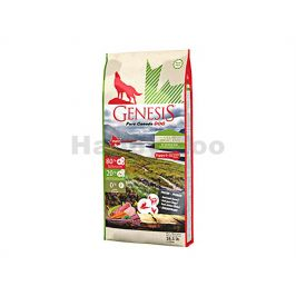 GENESIS Pure Canada Green Highland Puppy 11,79kg