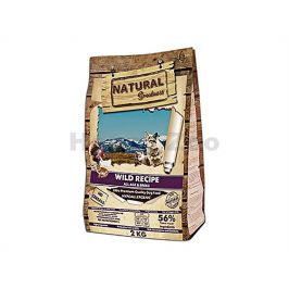 NATURAL GREATNESS Wild Recipe All Breed 2kg