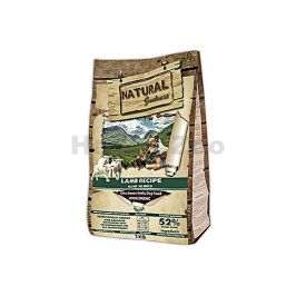 NATURAL GREATNESS Lamb Recipe All Breed Sensitive 2kg
