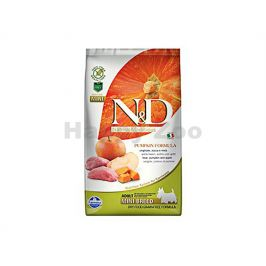 N&D Grain Free Pumpkin Dog Adult Mini Boar & Apple 2,5kg