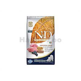 N&D Low Grain Dog Puppy Medium/Maxi Lamb & Blueberry 2,5kg