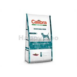 CALIBRA Dog Grain Free Senior Small Breed Duck & Potato 2kg