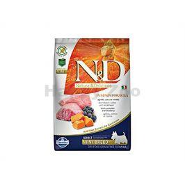 N&D Grain Free Pumpkin Dog Adult Mini Lamb & Blueberry 7kg