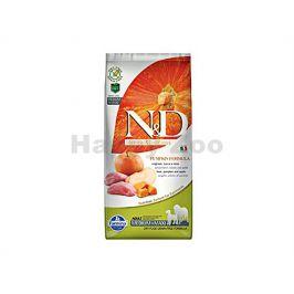 N&D Grain Free Pumpkin Dog Adult Medium/Maxi Boar & Apple 12kg