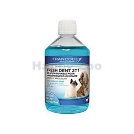 FRANCODEX Fresh Dent pro psy a kočky 500ml