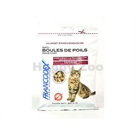 FRANCODEX Hairball - pamlsky pro kočky 60g