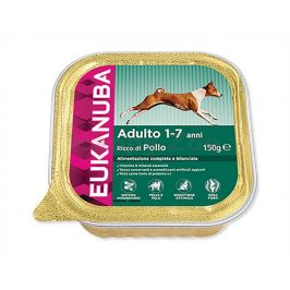 Paštika EUKANUBA Adult Chicken 150g