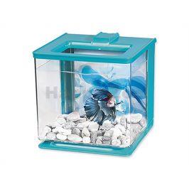 Akvárium HAGEN MARINA Betta EZ Care Kit modré (2,5l)