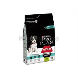 PRO PLAN Dog Medium Puppy Sensitive Digestion 3kg