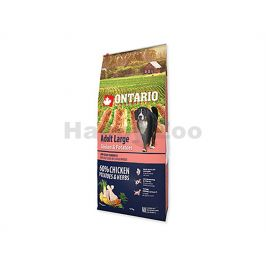 ONTARIO Adult Large Chicken & Herbs 12kg