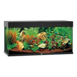 Akvarijní set JUWEL Rio LED 180 černý (180l) 101x41x50cm
