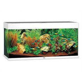 Akvarijní set JUWEL Rio LED 180 bílý (180l) 101x41x50cm