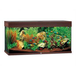 Akvarijní set JUWEL Rio LED 180 tmavě hnědý (180l) 101x41x50cm