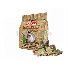 DAJANA Country Mix Rabbit 500g
