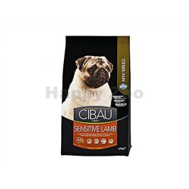 CIBAU Adult Mini Sensitive Lamb & Rice 800g