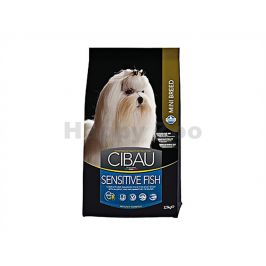CIBAU Adult Mini Sensitive Fish & Rice 800g