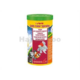 SERA Goldy Color Spirulina Nature 1000ml