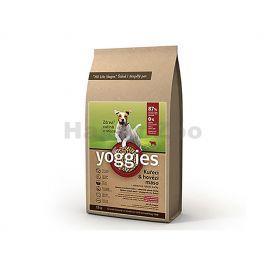 YOGGIES kuřecí & hovězí 4kg