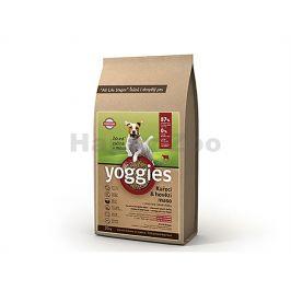 YOGGIES Minigranule kuřecí & hovězí 20kg
