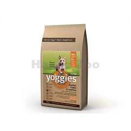YOGGIES Active kachní maso & zvěřina 1,2kg