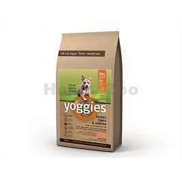 YOGGIES Active Minigranule kachní maso & zvěřina 15kg