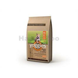 YOGGIES Active Minigranule kachní maso & zvěřina 20kg