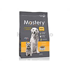 MASTERY Dog Adult with Poultry 12kg
