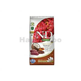 N&D Grain Free Quinoa Dog Skin & Coat Venison & Coconut 7kg
