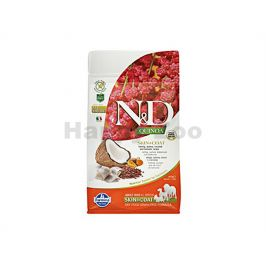 N&D Grain Free Quinoa Dog Skin & Coat Herring & Coconut 800g