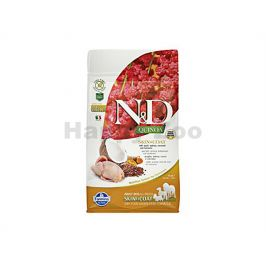 N&D Grain Free Quinoa Dog Skin & Coat Quail & Coconut 800g