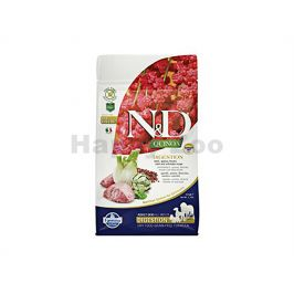 N&D Grain Free Quinoa Dog Digestion Lamb & Fennel 800g
