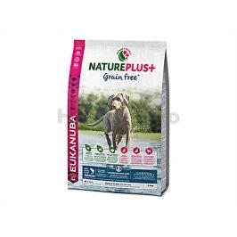 EUKANUBA Nature Plus+ Grain Free Puppy Salmon 2,3kg