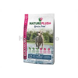 EUKANUBA Nature Plus+ Grain Free Puppy Salmon 10kg