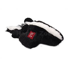 Hračka DOG FANTASY plyš - Silly Bums skunk 30cm