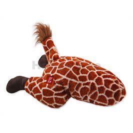 Hračka DOG FANTASY plyš - Silly Bums žirafa 41cm