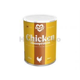 Konzerva MARTY Monoprotein kuřecí 400g