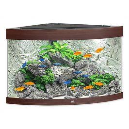 Akvarijní set JUWEL Trigon LED 190 tmavě hnědé (190l) 99x70x60cm
