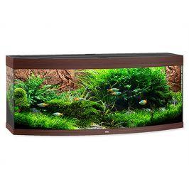 Akvarijní set JUWEL Vision LED 450 tmavě hnědý (450l) 151x61x64c