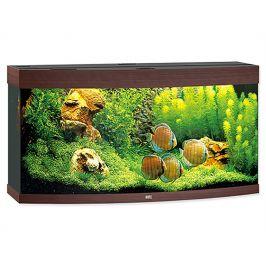 Akvarijní set JUWEL Vision LED 260 tmavě hnědý (260l) 121x46x64c
