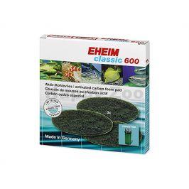Náplň EHEIM molitan uhlíkový jemný Classic 600 (3ks)