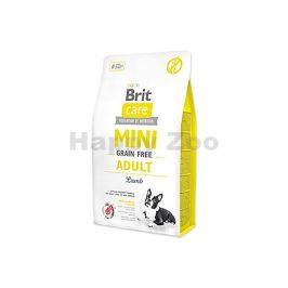 BRIT CARE Grain-Free Mini Adult Lamb 2kg