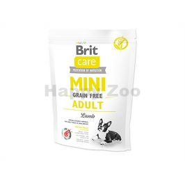 BRIT CARE Grain-Free Mini Adult Lamb 400g