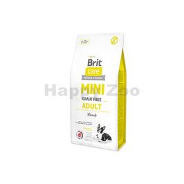 BRIT CARE Grain-Free Mini Adult Lamb 7kg
