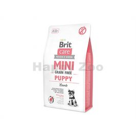 BRIT CARE Grain-Free Mini Puppy Lamb 2kg