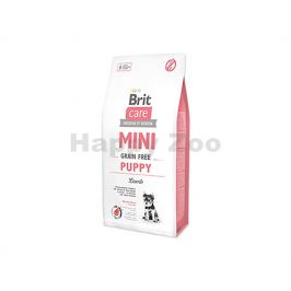 BRIT CARE Grain-Free Mini Puppy Lamb 7kg